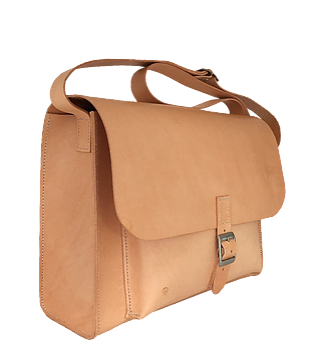 Messenger taske med plads til det meste