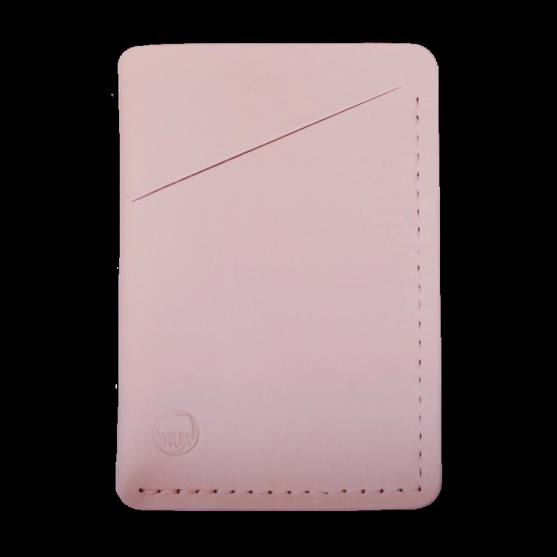 Kortholder i Dusty Rose. Smuk og feminin til dine vigtige kort. Kan rumme 5 kort